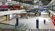 Deutschland Flughafen Leipzig/Halle