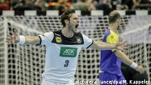 Handball-WM 2019 | Deutschland - Brasilien (picture-alliance/dpa/M. Kappeler)