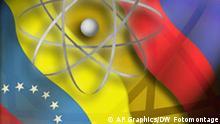 Symbolbild Russland Venezuela Atom