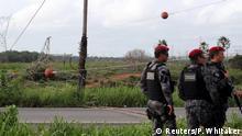 Brasilien Anschlag auf Stromleitungen bei Fortaleza
