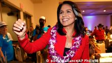 USA Tulsi Gabbard in Honolulu