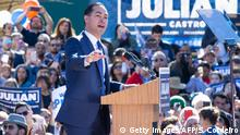 USA Julian Castro in San Antonio