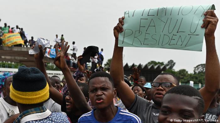 Kongo, Kinshasa: Wahlen im Kongo