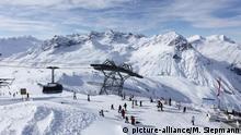Österreich, Skigebiet Lech: Unglück an der Rüfikopf-Seilbahn