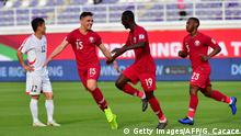 Asian Cup 2019 Katar-Nordkorea (Getty Images/AFP/G. Cacace)