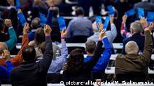 Deutschland AfD - Europawahlversammlung in Riesa