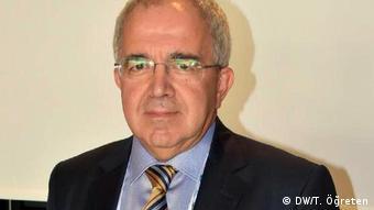 Türkei Psychiater Ömer Böke (DW/T. Öğreten)