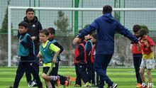 Usbekistan Jugend-Fußball Leistungszentrum in Tashkent