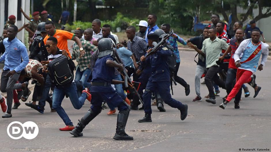 Des opposants réprimés ce mercredi à Kinshasa