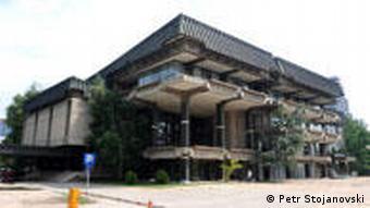 Mazedonische Akademie für Wissenschaft und Kunst