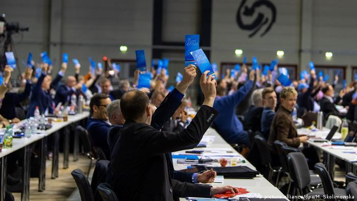Stranački kongres u Riesi