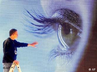 W siatkówce oka zapisują się pierwsze zmiany chorobowe
