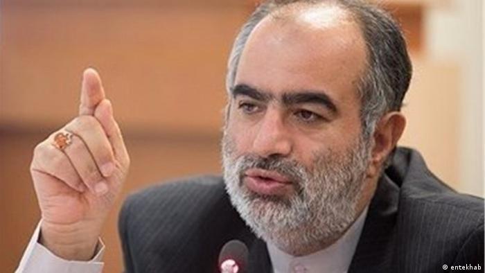حسامالدین آشنا، مشاور فرهنگی رئیس جمهوری