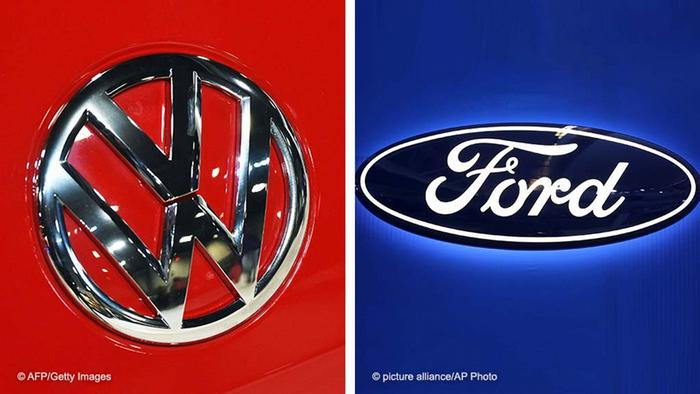 VW has been in discussions with Ford over a partnership