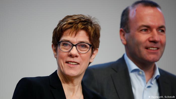 Klausur des CDU-Vorstands in Potsdam