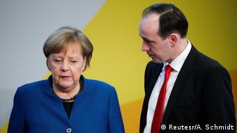 Σένφτλεμπεν: Μετά από τις επικείμενες εκλογές σε τρία ανατολικογερμανικά κρατίδια οι Σοσιαλδημοκράτες θα αποχωρήσουν από την κυβέρνηση Μέρκελ