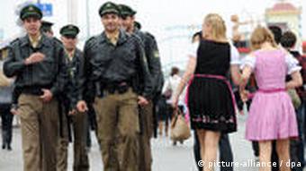 176. Oktoberfest - Polizei