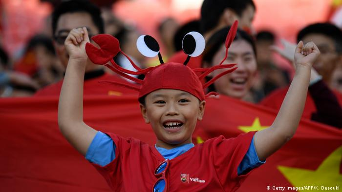 AFC Asian Cup - China v Phillipinen
