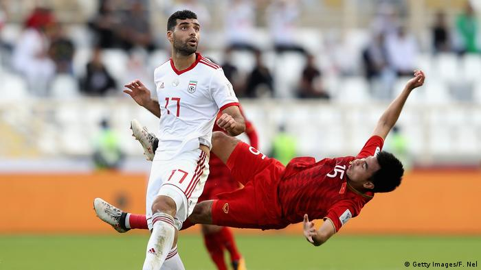 AFC Asian Cup - Vietnam vs Iran (Getty Images/F. Nel)
