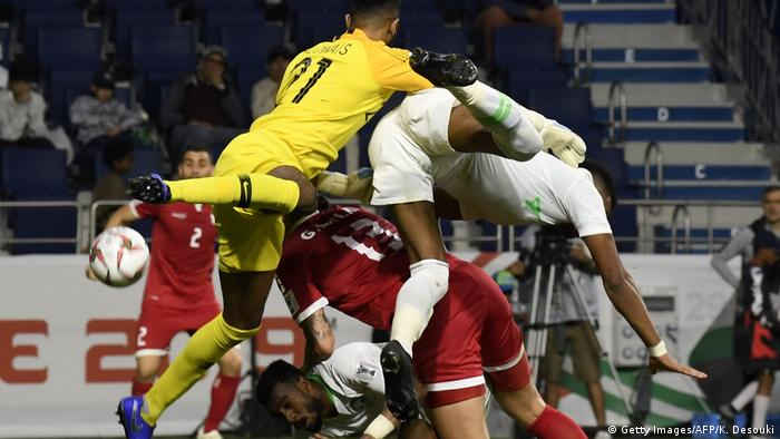 AFC Asian Cup - Saudi Arabien vs Libanon (Getty Images/AFP/K. Desouki)