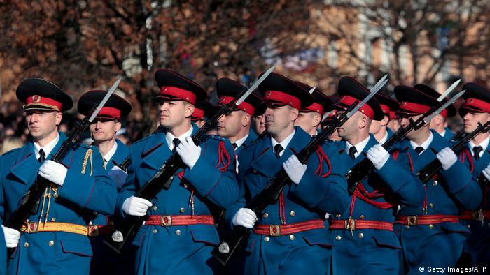 Repubika Srpska Parade in Banja Luka