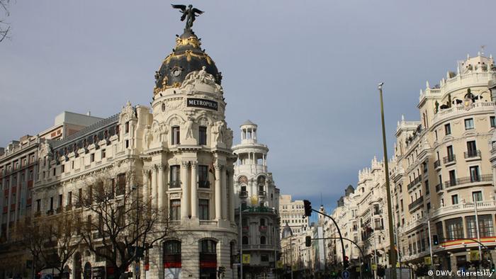 Spanien Madrid