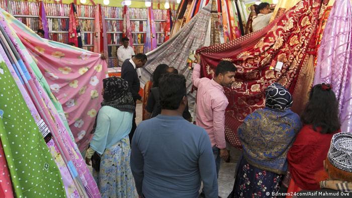 Bangladesch 24th Dhaka International Trade Fair (DITF) 2019 (Bdnews24com/Asif Mahmud Ove)