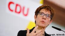 CDU Partei Treffen Potsdam