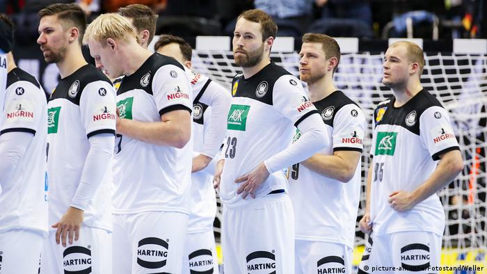 Handball WM 2019 | Russland vs. Deutschland (picture-alliance/Fotostand/Weller)