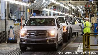 Виробництво F-150 на заводі Ford у Детройті