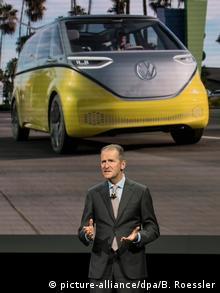 Дісс презентував у США анімацію про електричний мікроавтобус ID Buzz