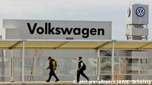 Volkswagen plant in Chattanooga (picture-alliance /AP/E. Schelzig)