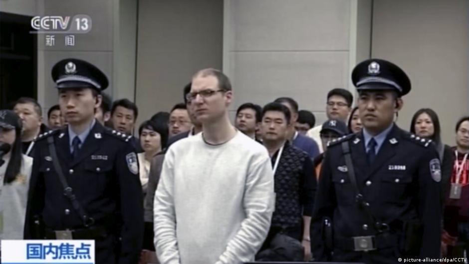 加拿大人Schellenberg案件重審後被判死刑
