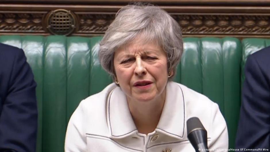 Para votimit   Apeli i fundit i Theresa Mayt
