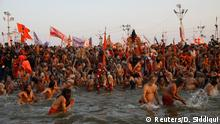 Indien Kumbh Mela
