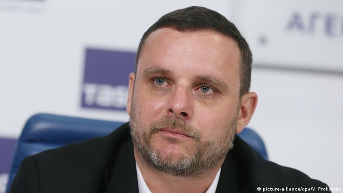 Ochsenreiter podejrzany o opłacenie zamachu na Ukrainie. Atak mieli wykonać Polacy