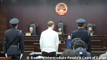 Kanada China Prozess Robert Lloyd Schellenberg (Reuters/Intermediate People's Court of Dalian)