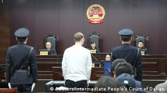 Kanada China Prozess Robert Lloyd Schellenberg