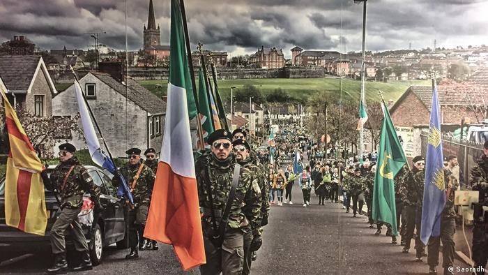Irland Grenze