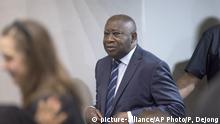Internationaler Strafgerichtshof Den Haag Laurent Gbagbo (picture-alliance/AP Photo/P, Dejong)