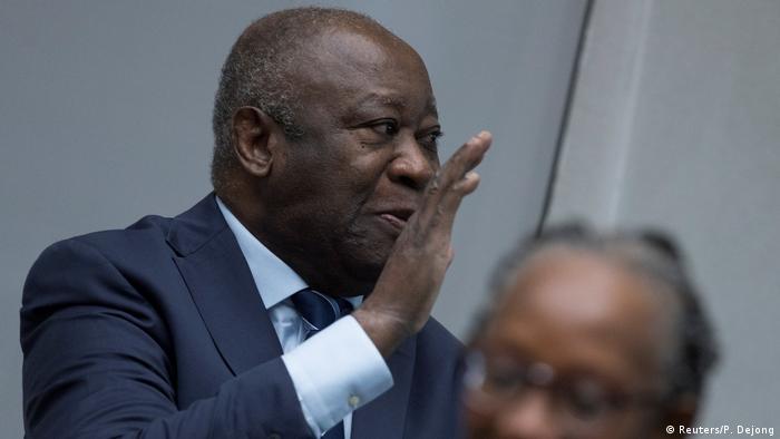 Niederlande Laurent Gbagbo vor dem Internationalen Strafgerichtshof in Den Haag