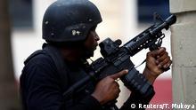 Kenia Nairobi Explosion und Schüsse in Hotel und Bürogebäude