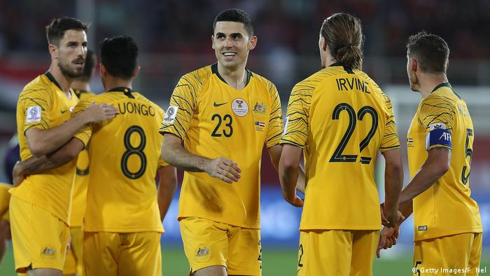 AFC Asian Cup - Australia v Syrien (Getty Images/F. Nel)
