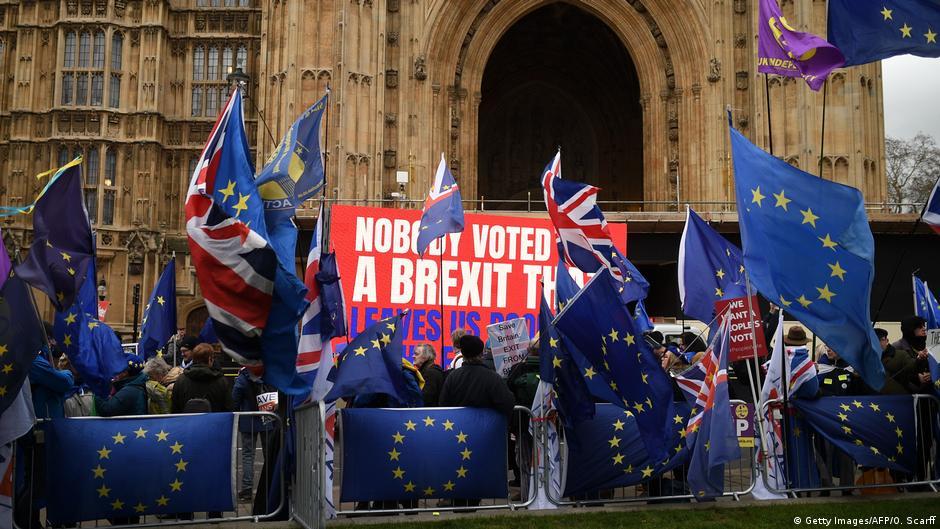 Quadriga - Brexit: Chaos ohne Ende?