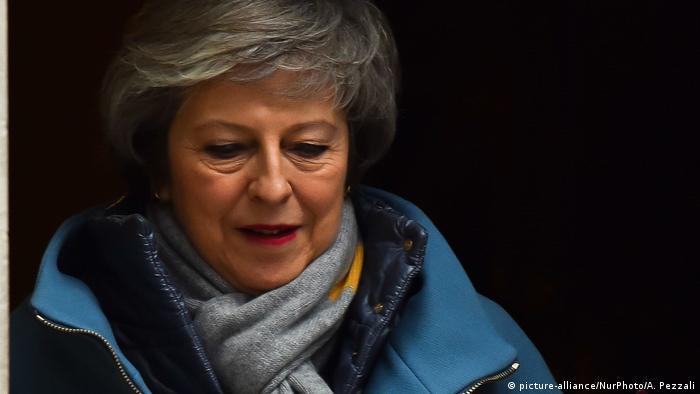 af1fe9bde0 Fim de Theresa May está próximo