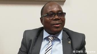 Bacari Biai Generalstaatsanwalt von Guinea-Bissau