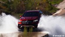 Sendung Motor mobil, drive it, al volante Mercedes GLE