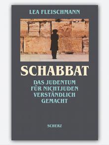 Buchcover Schabbat, von Lea Fleischmann