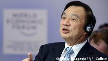 Ren Zhengfei, Präsident Huawei