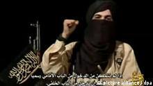 Drohvideo von El Kaida gegen Deutschland